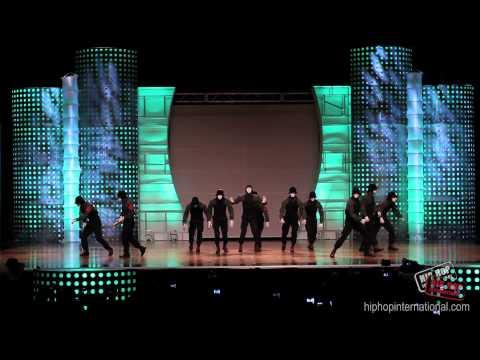 JABBAWOCKEEZ    Performance @ HHI's 2012 World Hip Hop Dance Championship Finals
