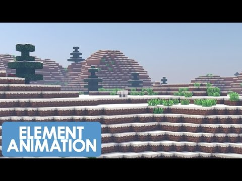Shorts in Minecraft - Gerald the Quiet Polar Bear (Animation)