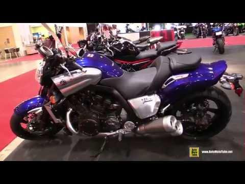 2016 Yamaha VMax - Walkaround - 2016 Toronto Motorcycle Show