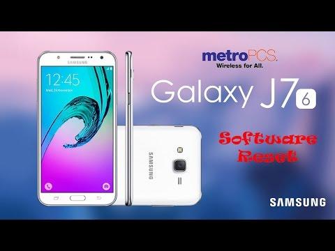 MetroPCS Samsung Galaxy J7 Software Reset