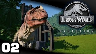 Jurassic World Evolution - Ep. 2: Isla Muerta