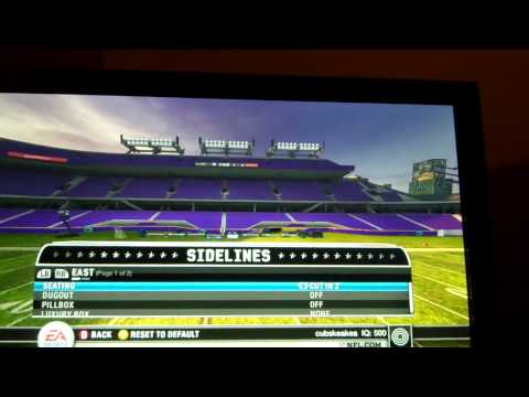 how to make your own team in madden 10