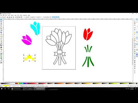 SVG Converting Using Inkscape