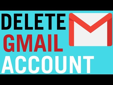 How To Permanently Delete A Gmail Account [2018]