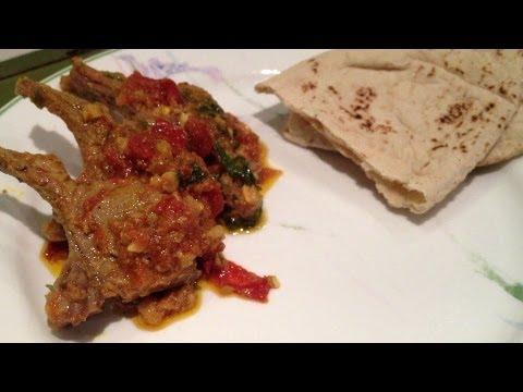 Lamb Chop Curry Recipe