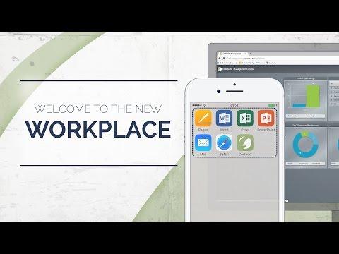 Turn Smartphone or Tablet into complete desktop