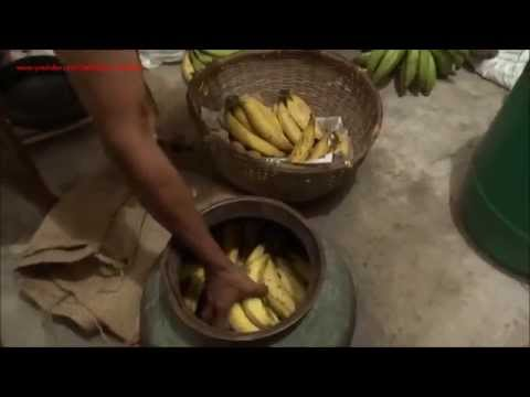 Natural Ripening Process of Bananas --- Just Watch & Try ...
