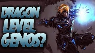 """""""Daedric"""" Genos Explained / One Punch Man"""