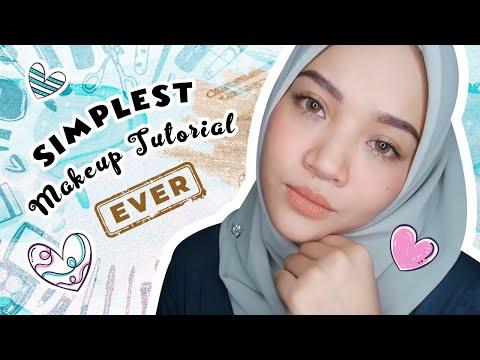 Simple Everyday Makeup (Budget Friendly Makeup for Beginners) | Yasmeen Razak