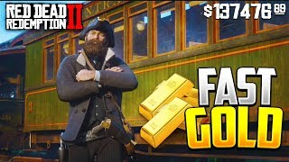 Easy Money Locations With Tons Of Gold Bars In Red Dead Redemption 2 Rdr2