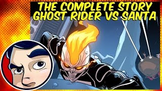 Ghost Rider Vs Santa Claus - ANAD Complete Story