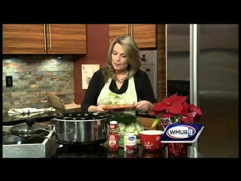Amy Coveno's slow-cooked kielbasa