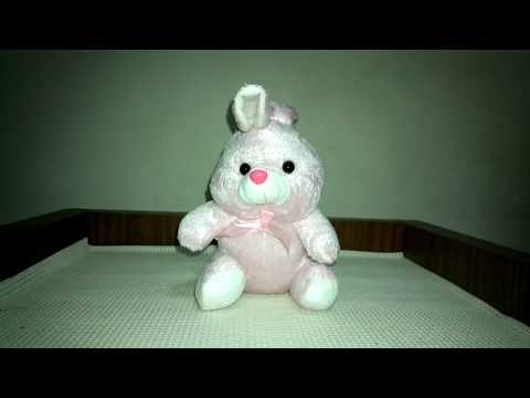 Rabbit Soft Toy from Daiso for $2