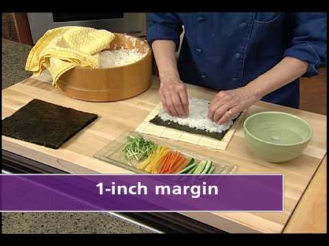 How To: Step-by-Step Sushi at Home