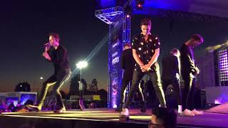 Why Don't We - Nobody Gotta Know - Jingle Ball Village Los Angeles 12/1/17