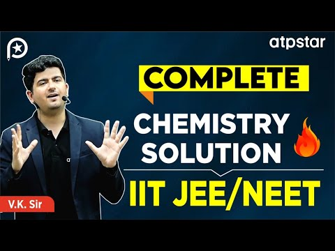 JEE Mains 2018 Chemistry Solutions - By Vineet Khatri Sir