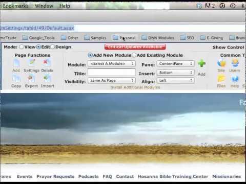 Google Verification for Church Websites