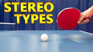 Ping Pong Stereotypes 2
