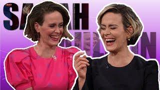 Sarah Paulson Funny Moments