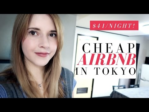 Where I Stayed in Tokyo | 東京での宿泊