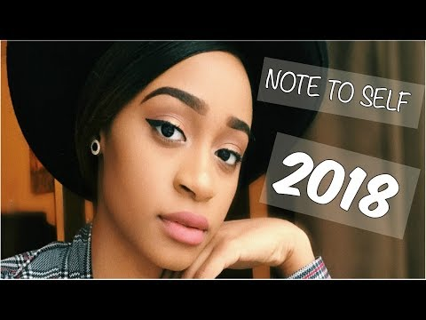 2018...NEW YEAR NEW ME? MAKEUP TUTORIALS NOW?