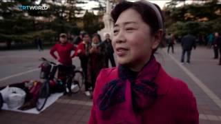 Money Talks: New China app encouraging the elderly to dance