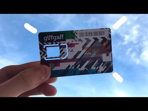 SIM per navigare in UK!