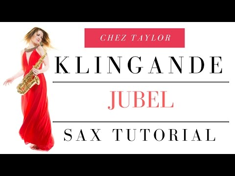 How to play Klingande Jubel on sax - ibiza house track. 🎶 Saxophone lesson/tutorial.