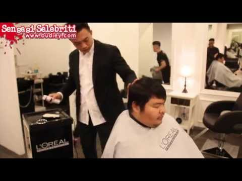 Makeover: Haircut For Chubby Man With Round Face Shapes
