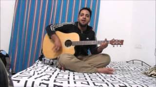 Gerua | Dilwale | Guitar Cover| Shahrukh Khan | Arijit Singh by Shaad Safwi
