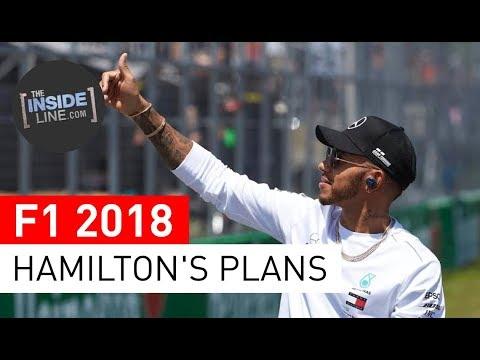 LEWIS HAMILTON: FUTURE PLANS