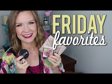 Friday Favorites & Fooeys 10-28-16 Urban Decay, Covergirl, OFRA, Etc | LipglossLeslie