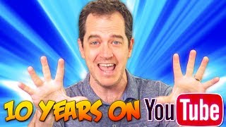 10 years on youtube