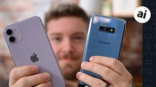 iPhone 11 VS Galaxy S10e -- Which is the Better Budget Flagship Smartphone?