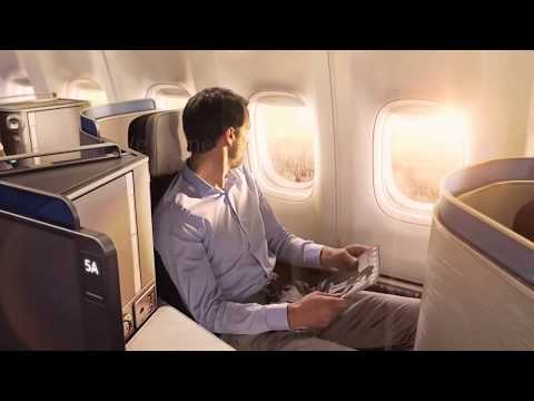 Polaris Business Class - Bob Schumacher, United Airlines - Unravel Travel TV