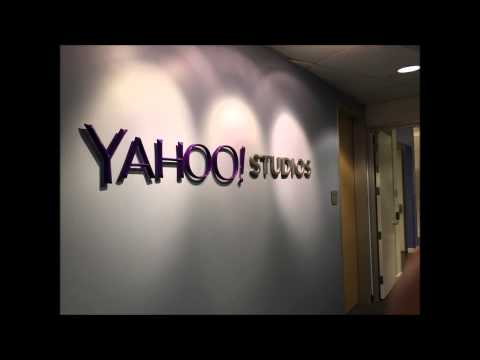 Visita à sede do Yahoo!