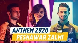 Zalmi by Fortitude - Pukhtoon Core | Peshawar Zalmi Official Anthem 2020 | HBLPSLV