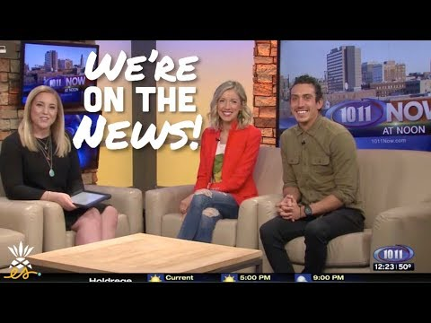 Our Local EatMoveRest News Interview!