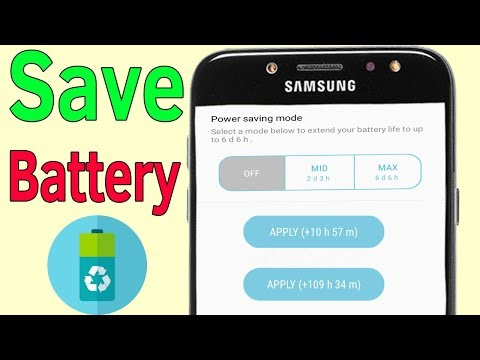 Save Mode : How To Turn On or Enable Power Save Mode - Helping Mind