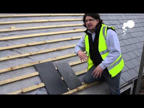 Roofing: Choosing between Natrual & Man-made Slates