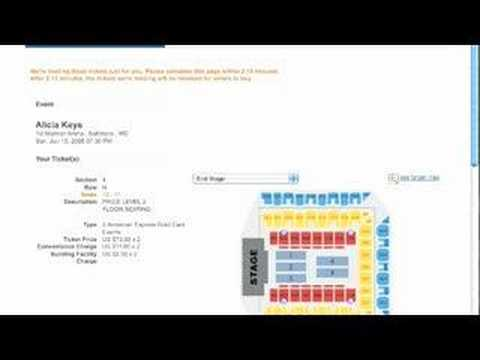 Ticketmaster Secrets Part 1