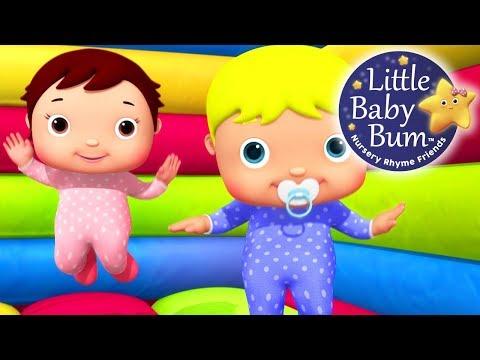 Jump Jump | Baby Dance | Nursery Rhymes | Original Songs By LittleBabyBum!