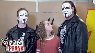 WWE Legend: Sting | Walk the Prank | Disney XD