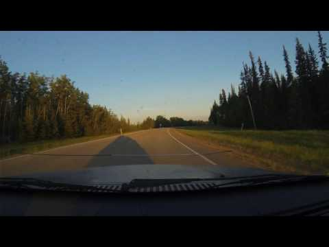 Roadtrip: Yellowknife to Calgary