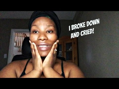 Tubal Reversal Vlog: I Broke Down and Cried Today | BeautyByChick