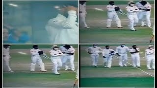 श्रीलंकाई खिलाड़ियों ने की ऐसी शर्मनाक हरकत, देखिये...