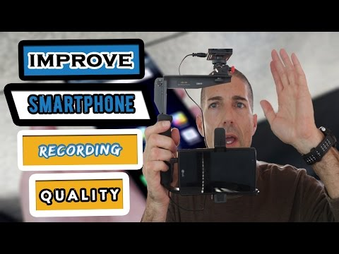 Smartphone Microphone Options to Improve Audio Quality