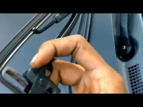 Acura RSX Type S 2002-2006 Wiper Blade Replacement
