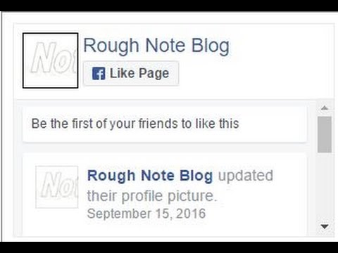 How to create Facebook Like Page For blogger in Telugu