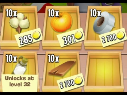 Hay Day · Let's Play #73 · Always have $2700 for duct tape & plank